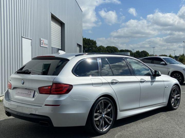 BMW Série 5 Touring M550d TOURING 381ch (F11) BVA8 GRIS CLAIR - 6