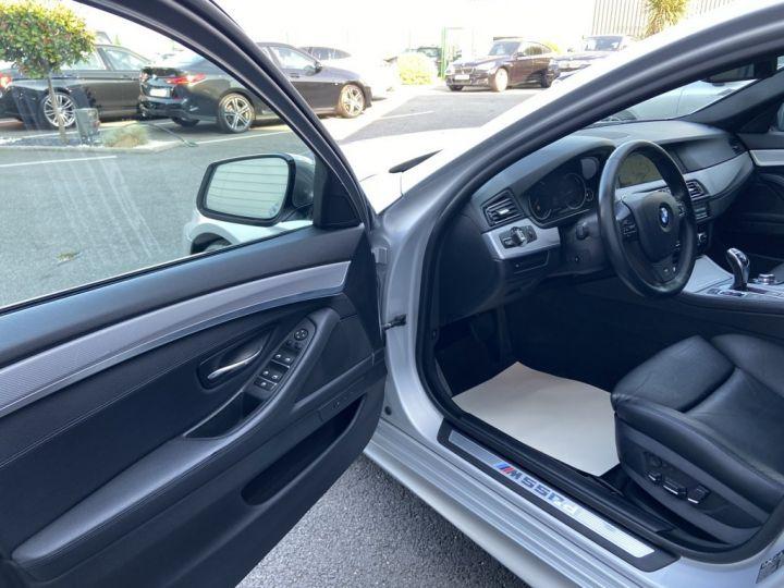 BMW Série 5 Touring M550d TOURING 381ch (F11) BVA8 GRIS CLAIR - 7