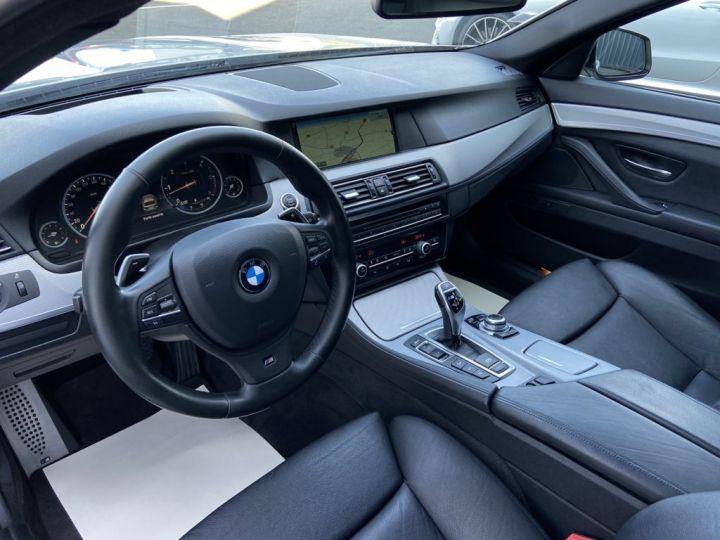 BMW Série 5 Touring M550d TOURING 381ch (F11) BVA8 GRIS CLAIR - 8