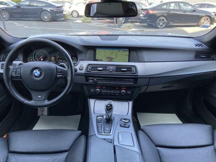 BMW Série 5 Touring M550d TOURING 381ch (F11) BVA8 GRIS CLAIR - 9