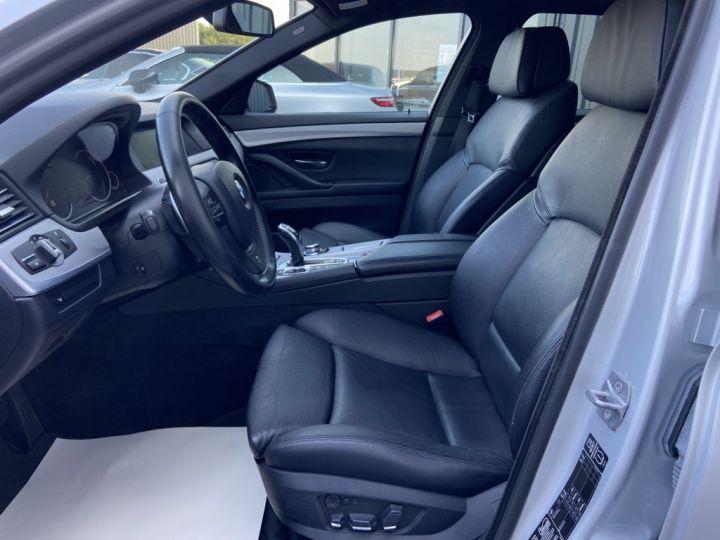 BMW Série 5 Touring M550d TOURING 381ch (F11) BVA8 GRIS CLAIR - 11
