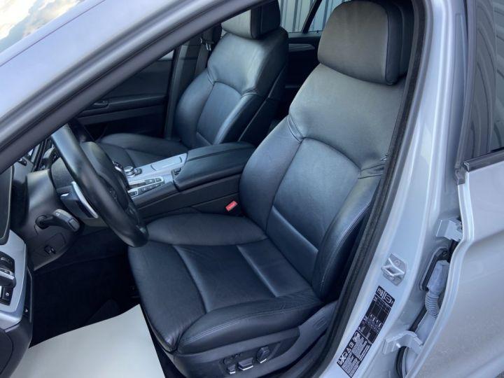 BMW Série 5 Touring M550d TOURING 381ch (F11) BVA8 GRIS CLAIR - 12