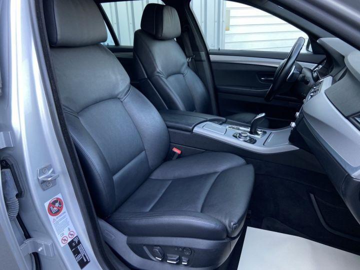 BMW Série 5 Touring M550d TOURING 381ch (F11) BVA8 GRIS CLAIR - 13
