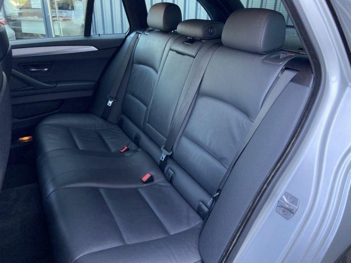 BMW Série 5 Touring M550d TOURING 381ch (F11) BVA8 GRIS CLAIR - 16