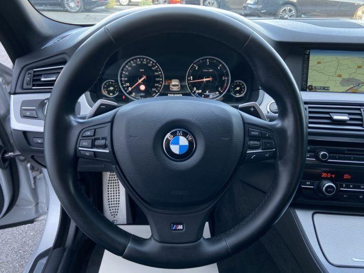 BMW Série 5 Touring M550d TOURING 381ch (F11) BVA8 GRIS CLAIR - 18