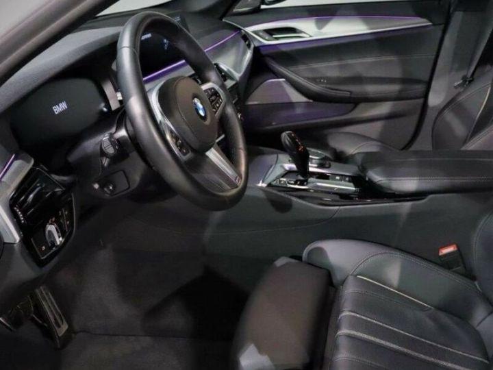 BMW Série 5 Touring M550d xDrive BLANC PEINTURE METALISE  Occasion - 6