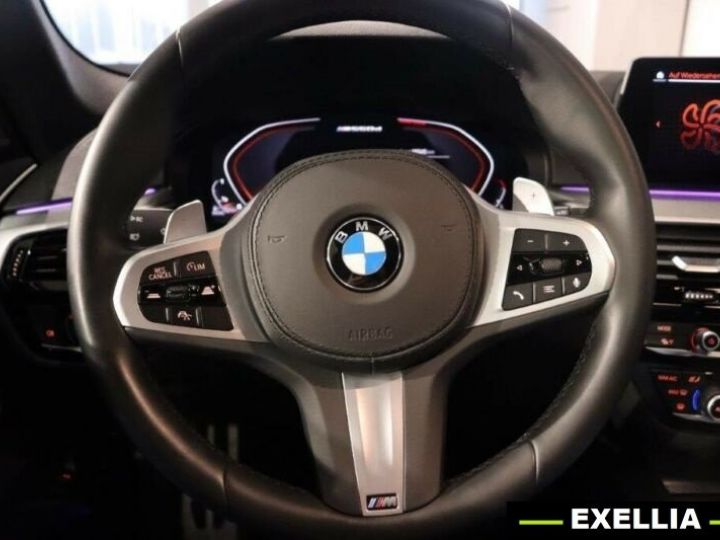 BMW Série 5 Touring M550d xDrive BLANC PEINTURE METALISE  Occasion - 8