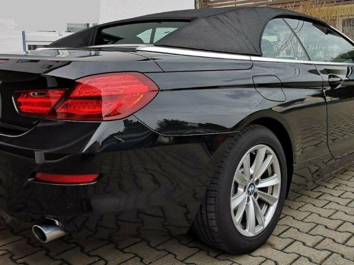 BMW Série 6 640D 313 LUXE BVA8 noir métal - 2