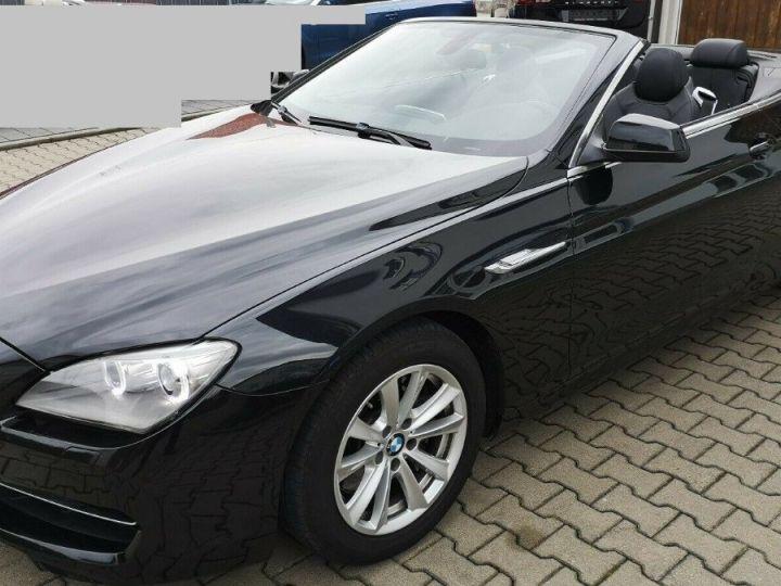 BMW Série 6 640D 313 LUXE BVA8 noir métal - 3