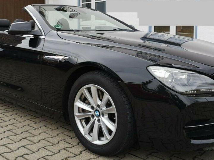 BMW Série 6 640D 313 LUXE BVA8 noir métal - 4