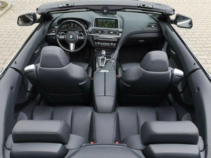 BMW Série 6 640D 313 LUXE BVA8 noir métal - 8