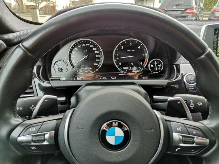 BMW Série 6 640D 313 LUXE BVA8 noir métal - 11