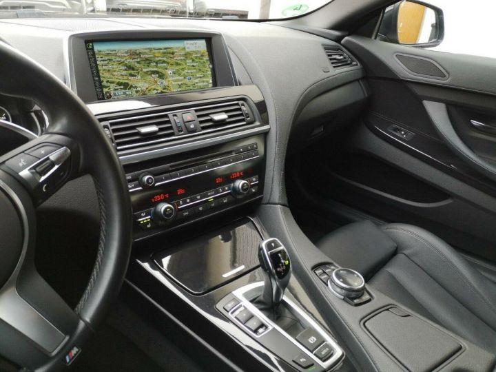 BMW Série 6 640D 313 LUXE BVA8 noir métal - 12