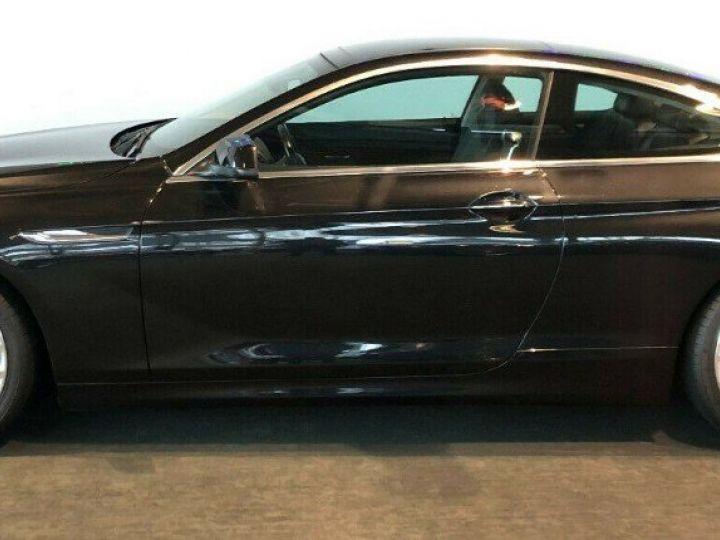 BMW Série 6  640D 313 LUXE BVA8 (Toit ouvrant) 08/2014 noir métal - 4