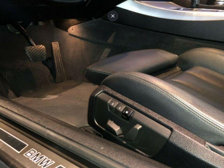 BMW Série 6  640D 313 LUXE BVA8 (Toit ouvrant) 08/2014 noir métal - 10
