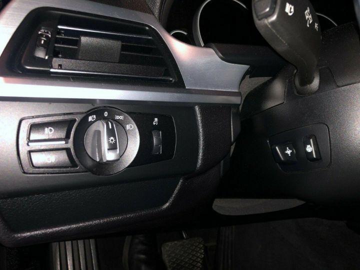 BMW Série 6  640D 313 LUXE BVA8 (Toit ouvrant) 08/2014 noir métal - 14