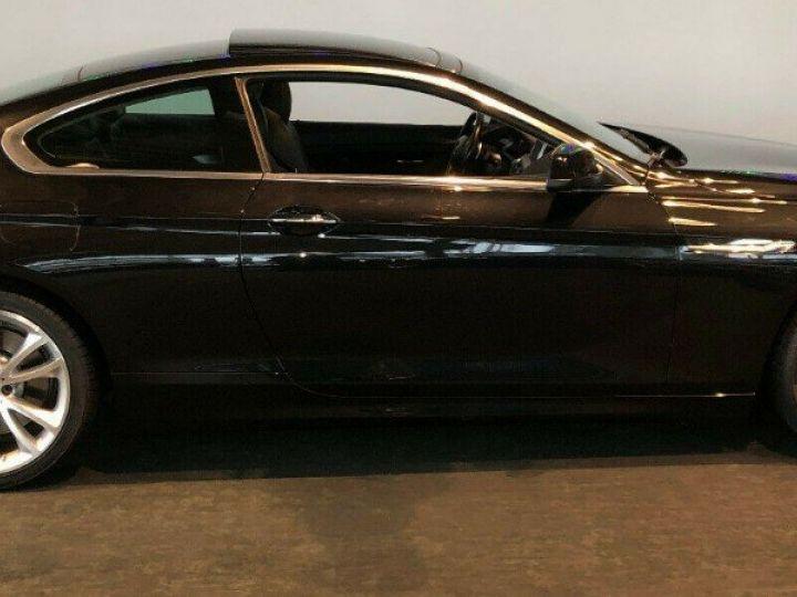 BMW Série 6  640D 313 LUXE BVA8 (Toit ouvrant) 08/2014 noir métal - 16