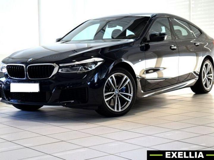 BMW Série 6 640D XDRIVE BVA GRAN TURISMO M SPORTPACKET NOIR Occasion - 2