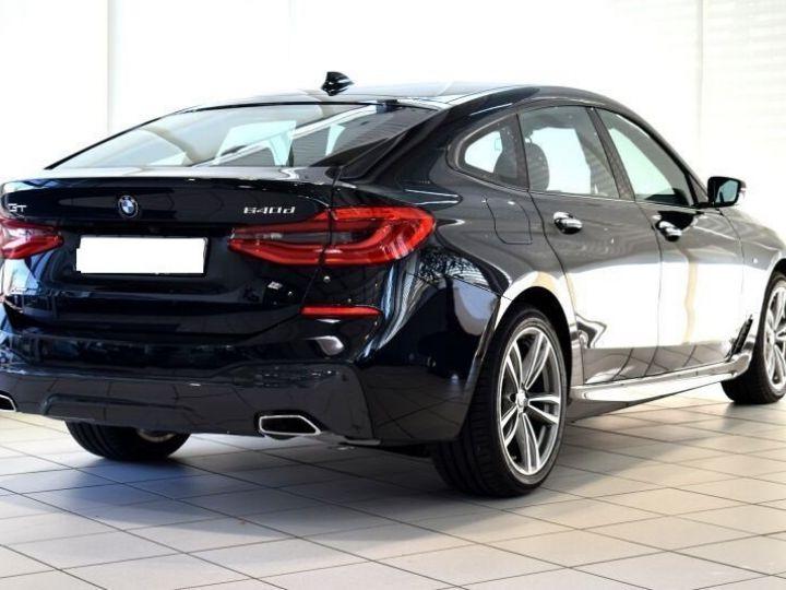 BMW Série 6 640D XDRIVE BVA GRAN TURISMO M SPORTPACKET NOIR Occasion - 8