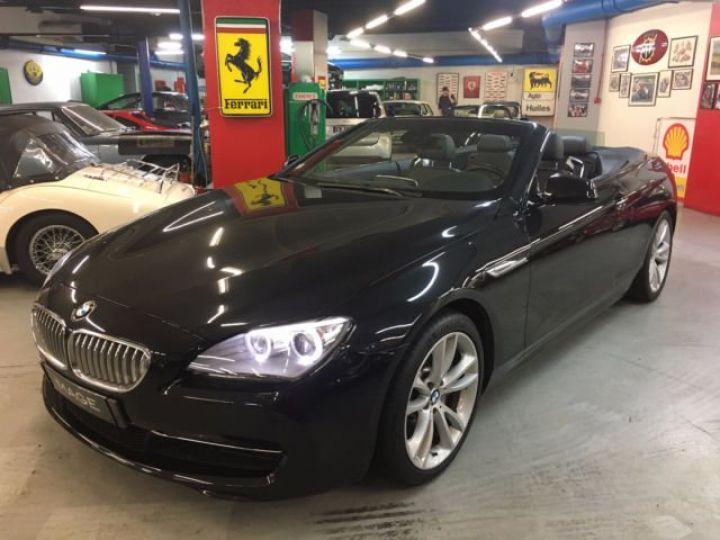 BMW Série 6 650I Noir Occasion - 1