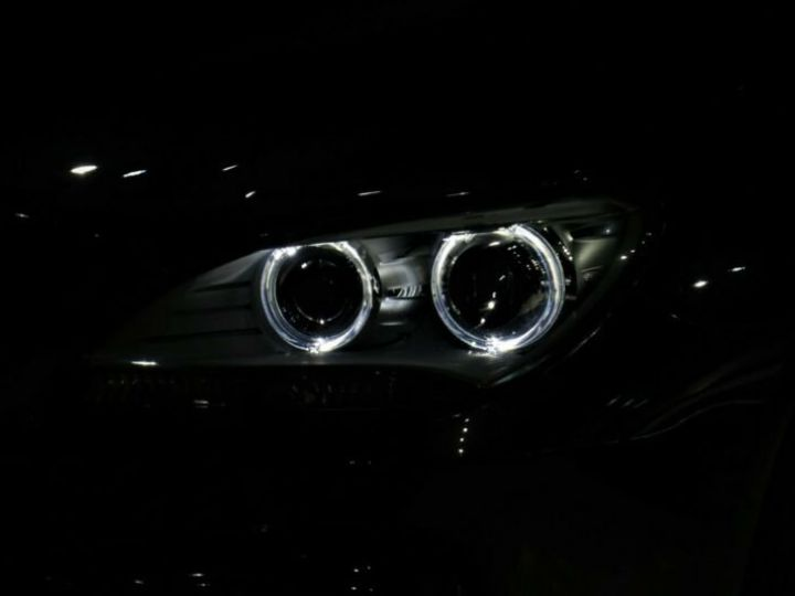 BMW Série 6 BMW 640d Cabrio*PACK M-SPORT*GPS/GARANTIE 12 MOIS  noir - 5