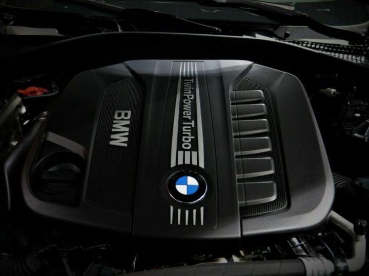 BMW Série 6 BMW 640d Cabrio*PACK M-SPORT*GPS/GARANTIE 12 MOIS  noir - 6