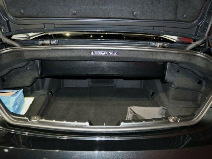 BMW Série 6 BMW 640d Cabrio*PACK M-SPORT*GPS/GARANTIE 12 MOIS  noir - 8