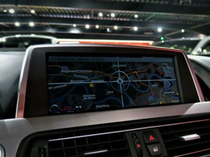 BMW Série 6 BMW 640d Cabrio*PACK M-SPORT*GPS/GARANTIE 12 MOIS  noir - 10