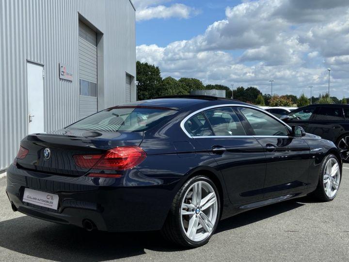 BMW Série 6 Gran Coupe 640 D M-SPORT 313ch (F06) BVA8 NOIR - 6