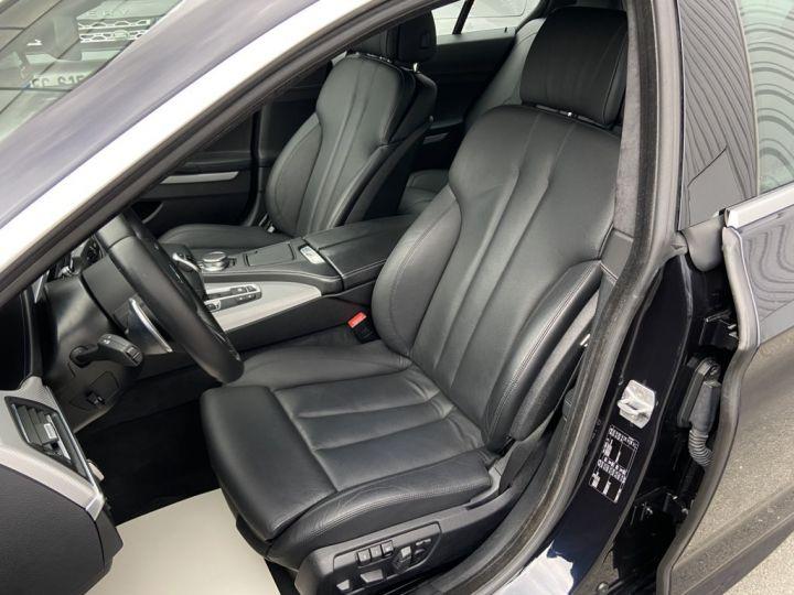 BMW Série 6 Gran Coupe 640 D M-SPORT 313ch (F06) BVA8 NOIR - 12