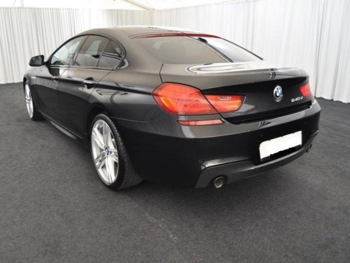 BMW Série 6 Gran Coupe 640D XDRIVE BVA PACK AERO M  NOIR Occasion - 3