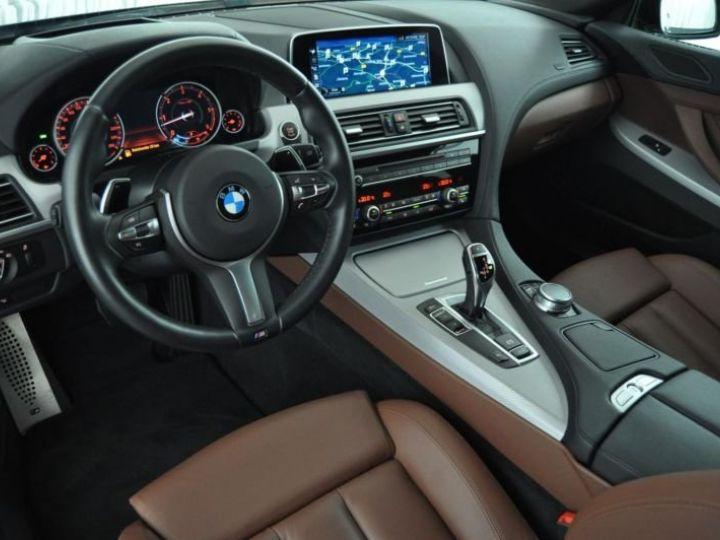 BMW Série 6 Gran Coupe 640D XDRIVE BVA PACK AERO M  NOIR Occasion - 5