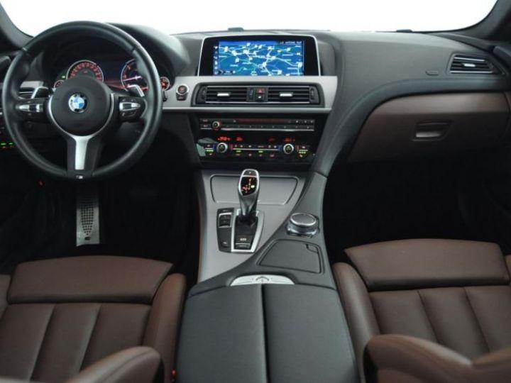 BMW Série 6 Gran Coupe 640D XDRIVE BVA PACK AERO M  NOIR Occasion - 6