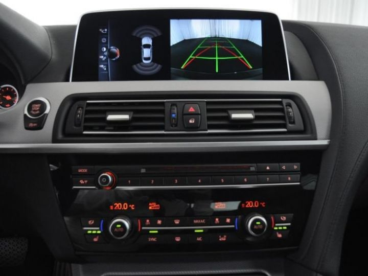 BMW Série 6 Gran Coupe 640D XDRIVE BVA PACK AERO M  NOIR Occasion - 7