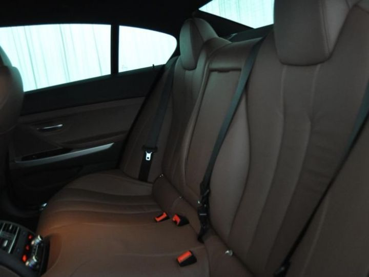 BMW Série 6 Gran Coupe 640D XDRIVE BVA PACK AERO M  NOIR Occasion - 8