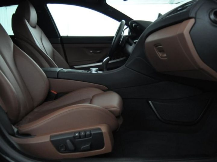 BMW Série 6 Gran Coupe 640D XDRIVE BVA PACK AERO M  NOIR Occasion - 10