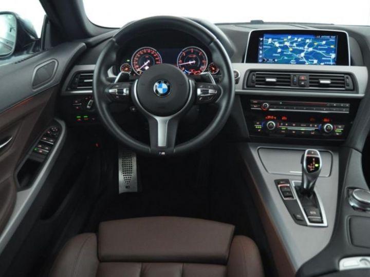 BMW Série 6 Gran Coupe 640D XDRIVE BVA PACK AERO M  NOIR Occasion - 12
