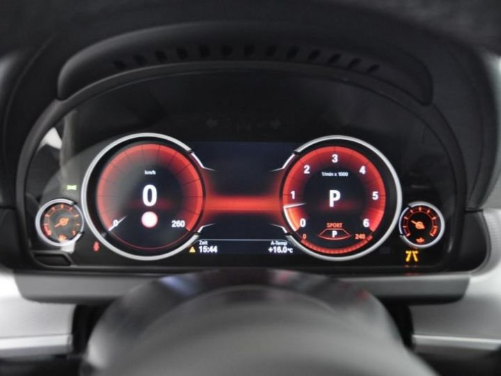 BMW Série 6 Gran Coupe 640D XDRIVE BVA PACK AERO M  NOIR Occasion - 14