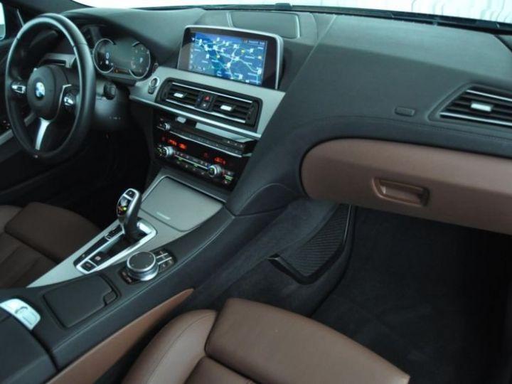 BMW Série 6 Gran Coupe 640D XDRIVE BVA PACK AERO M  NOIR Occasion - 15