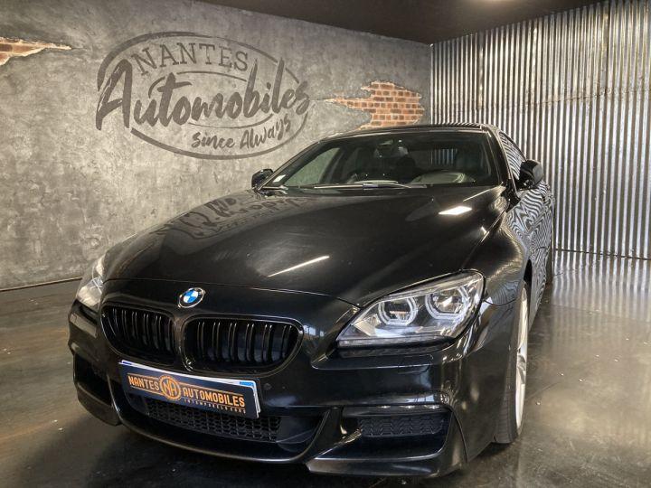 BMW Série 6 Gran Coupe BMW 640D/ xDrive 313 ch M SPORT  NOIR METALLISEE  - 2