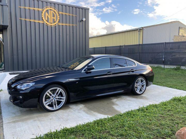 BMW Série 6 Gran Coupe BMW 640D/ xDrive 313 ch M SPORT  NOIR METALLISEE  - 3