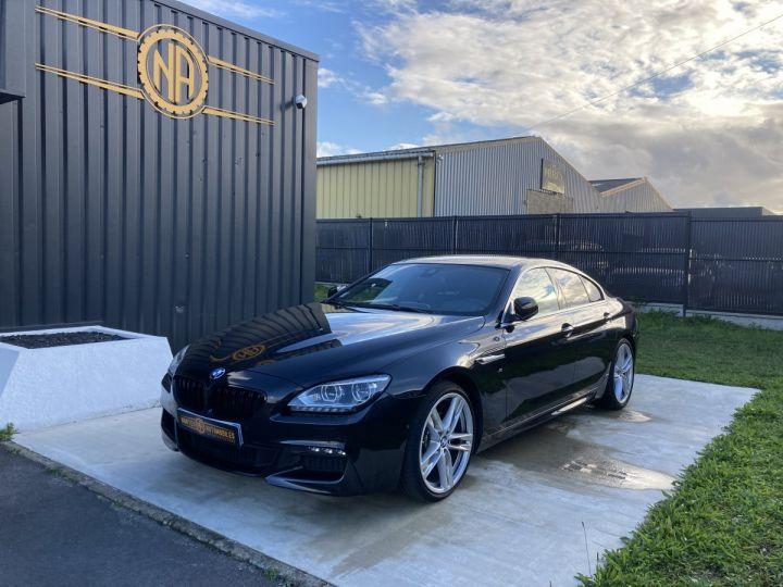 BMW Série 6 Gran Coupe BMW 640D/ xDrive 313 ch M SPORT  NOIR METALLISEE  - 4