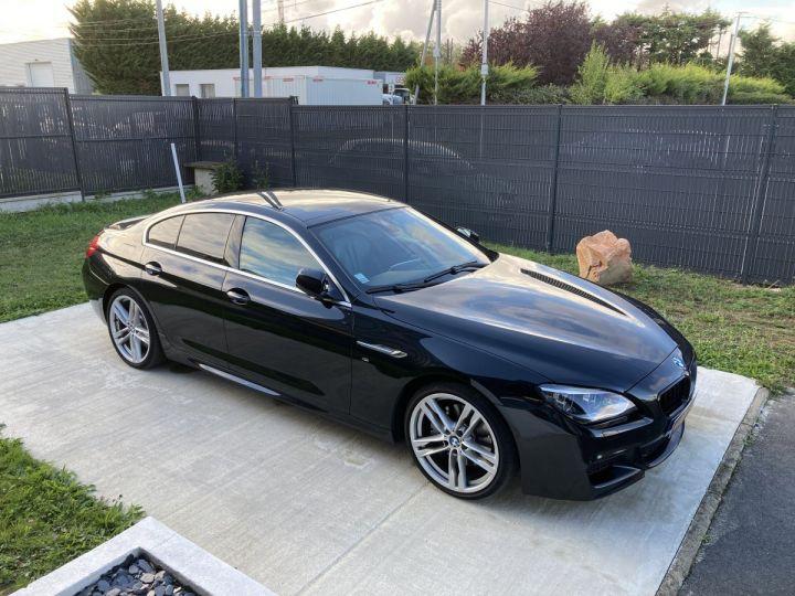 BMW Série 6 Gran Coupe BMW 640D/ xDrive 313 ch M SPORT  NOIR METALLISEE  - 7