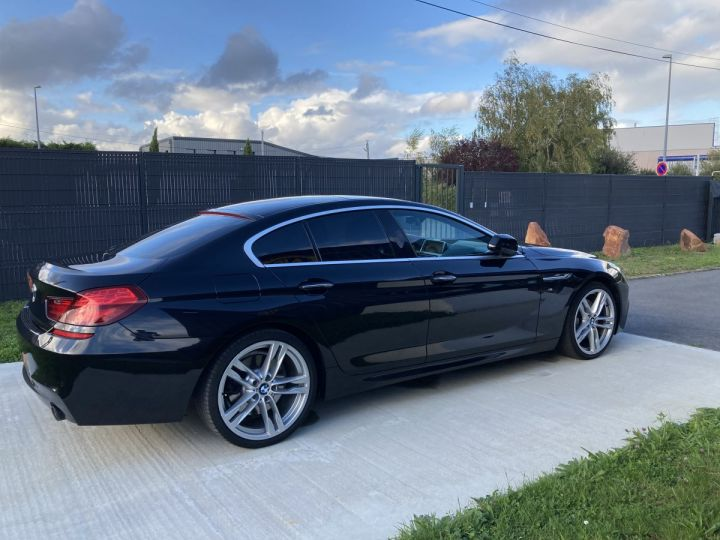 BMW Série 6 Gran Coupe BMW 640D/ xDrive 313 ch M SPORT  NOIR METALLISEE  - 8