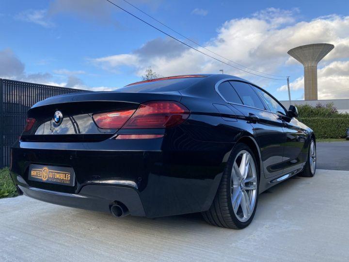 BMW Série 6 Gran Coupe BMW 640D/ xDrive 313 ch M SPORT  NOIR METALLISEE  - 9