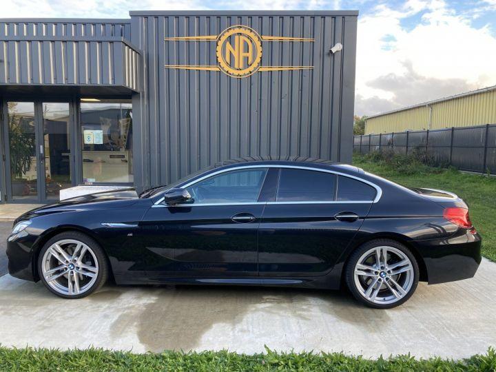 BMW Série 6 Gran Coupe BMW 640D/ xDrive 313 ch M SPORT  NOIR METALLISEE  - 12