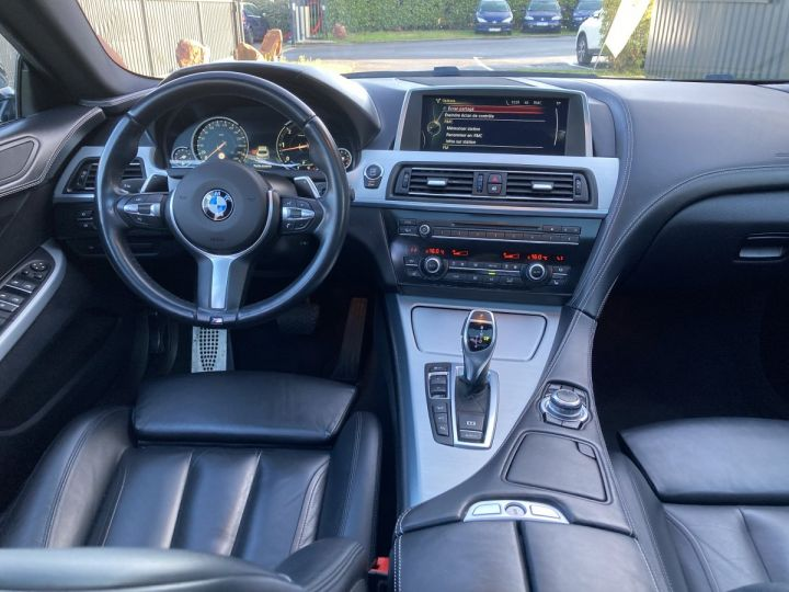 BMW Série 6 Gran Coupe BMW 640D/ xDrive 313 ch M SPORT  NOIR METALLISEE  - 18
