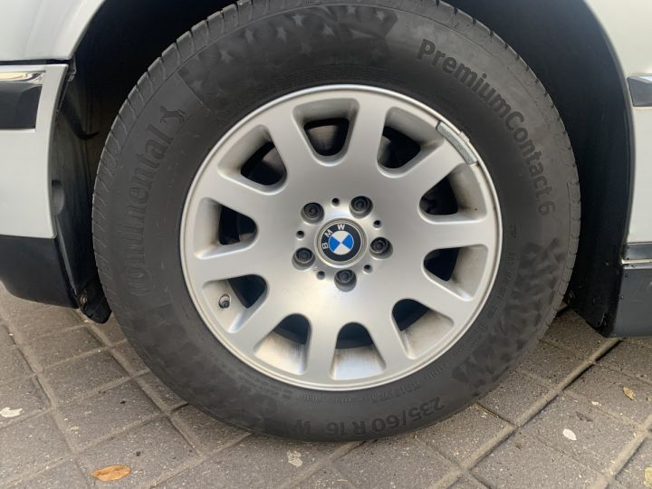 BMW Série 7 Gris argent métallisé  Occasion - 5