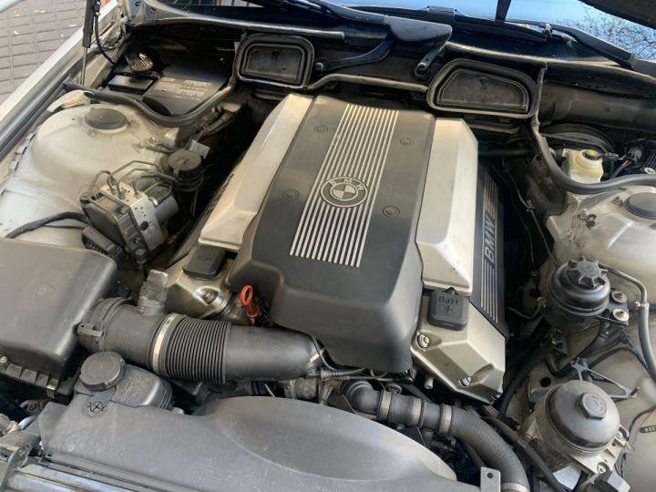 BMW Série 7 Gris argent métallisé  Occasion - 8