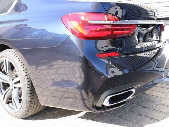 BMW Série 7 730 D L XDRIVE PACK AERO M CARBON BLACK  Occasion - 10